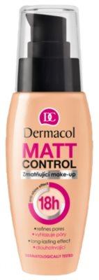 Dermacol Matt Control matirajoči tekoči puder