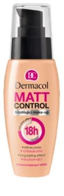 Dermacol Matt Control mattító make-up