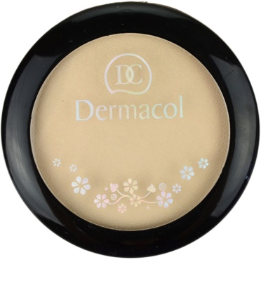 Dermacol Compact Mineral puder mineralny z lusterkiem