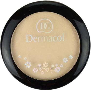 Dermacol Compact Mineral pudra cu minerale cu oglinda mica