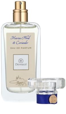 Dermacol Marine Wood & Coriander parfémovaná voda pro muže 4