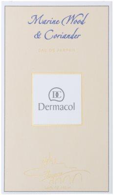 Dermacol Marine Wood & Coriander parfémovaná voda pro muže 1