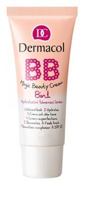 Dermacol BB Magic Beauty ББ крем 8 в 1