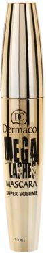 Dermacol Mega Lashes Mascara für Volumen 1