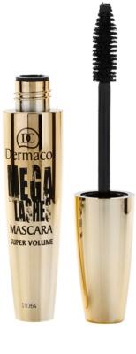 Dermacol Mega Lashes mascara pentru volum