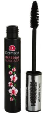 Dermacol Imperial Maxi Volume & Length hosszabbító szempillaspirál