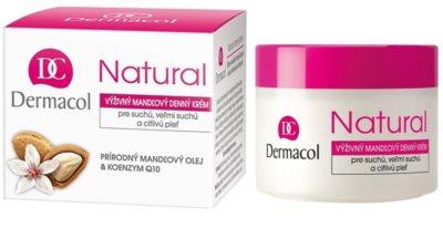 Dermacol Natural eine reichhaltige Tagescreme für trockene bis sehr trockene Haut 1