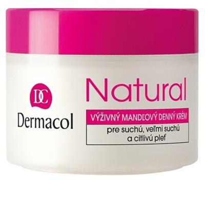 Dermacol Natural eine reichhaltige Tagescreme für trockene bis sehr trockene Haut