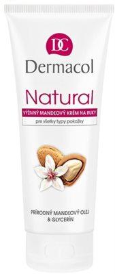 Dermacol Natural Handcreme für alle Oberhauttypen