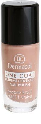 Dermacol One Coat lac de unghii