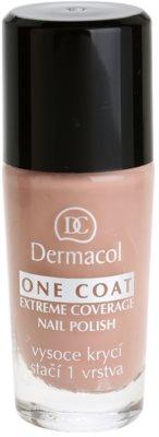 Dermacol One Coat Nagellack
