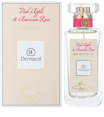 Dermacol Pink Apple & American Rose парфюмна вода за жени
