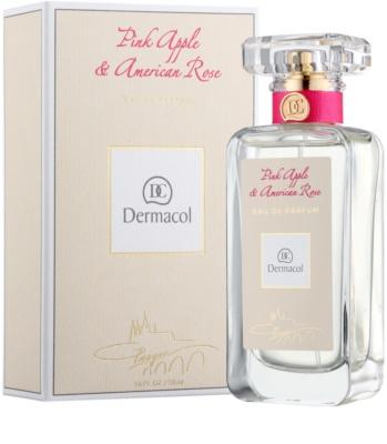 Dermacol Pink Apple & American Rose Eau De Parfum pentru femei 2