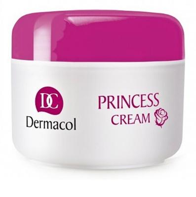 Dermacol Dry Skin Program Princess Cream nährende, hydratisierende Tagescreme mit Auszügen aus Meeresalgen