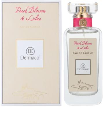 Dermacol Peach Blossom & Lilac Eau De Parfum pentru femei