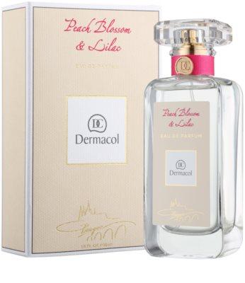 Dermacol Peach Blossom & Lilac Eau de Parfum für Damen 1