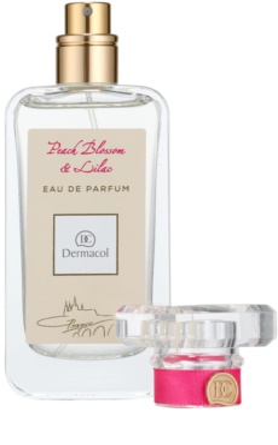 Dermacol Peach Blossom & Lilac Eau de Parfum für Damen 3