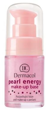 Dermacol Pearl Energy alap bázis fáradt bőrre