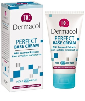 Dermacol Perfect creme com extratos de algas marinas 1