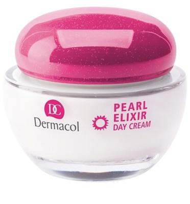 Dermacol Pearl Elixir crema tonifianta cu coenzima Q10