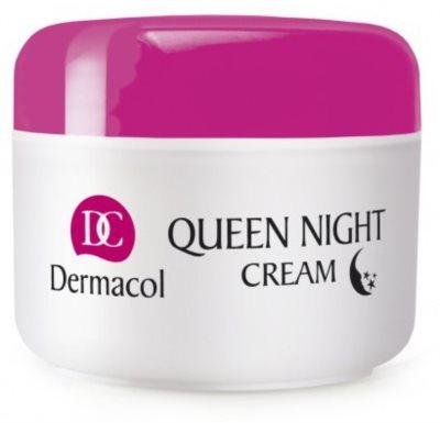 Dermacol Dry Skin Program Queen Night Cream cuidado de noite refirmante para pele seca a muito seca