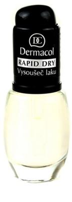 Dermacol Rapid Dry verniz líquido secante para unhas
