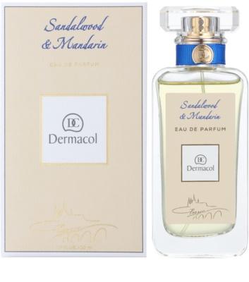 Dermacol Sandalwood & Mandarin Eau de Parfum for Men