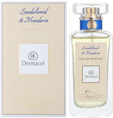 Dermacol Sandalwood & Mandarin Eau De Parfum pentru barbati