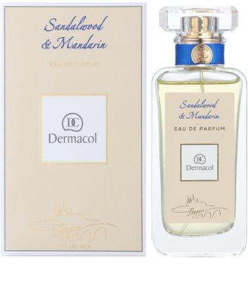 Dermacol Sandalwood & Mandarin parfumska voda za moške