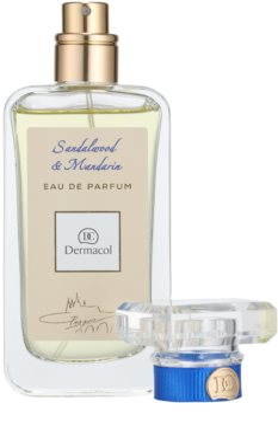 Dermacol Sandalwood & Mandarin Eau de Parfum for Men 4
