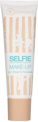 Dermacol Selfie dwufazowy make-up