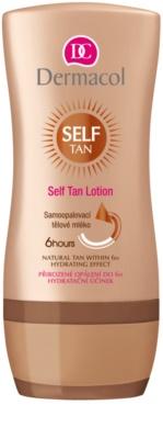Dermacol Self Tan leche autobronceadora corporal