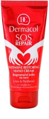 Dermacol SOS Repair intenzív regeneráló krém kézre