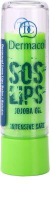 Dermacol SOS bálsamo hidratante para lábios