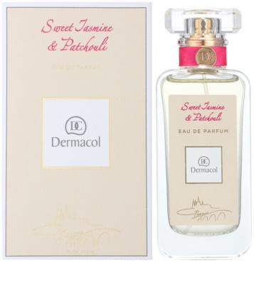 Dermacol Sweet Jasmine & Patchouli eau de parfum nőknek