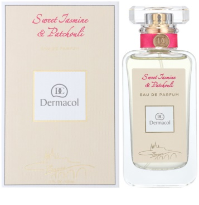 Dermacol Sweet Jasmine & Patchouli Eau de Parfum para mulheres