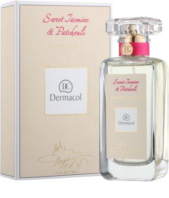 Dermacol Sweet Jasmine & Patchouli Eau de Parfum para mulheres 2