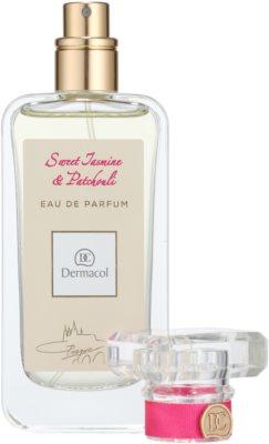 Dermacol Sweet Jasmine & Patchouli Eau de Parfum para mulheres 4