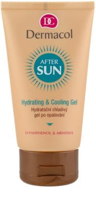 Dermacol After Sun gel refrigerante  pós-solar