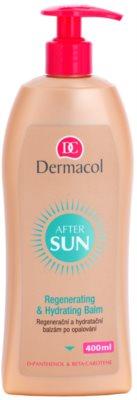 Dermacol After Sun bálsamo labial regenerador e hidratante pós-solar