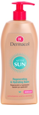 Dermacol After Sun регенериращ и хидратиращ балсам след слънчеви бани