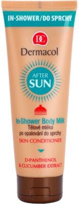 Dermacol After Sun osvěžující tělové mléko po opalování do sprchy
