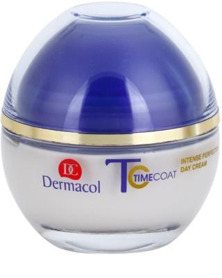 Dermacol Time Coat intenzivně zdokonalující denní krém SPF 20