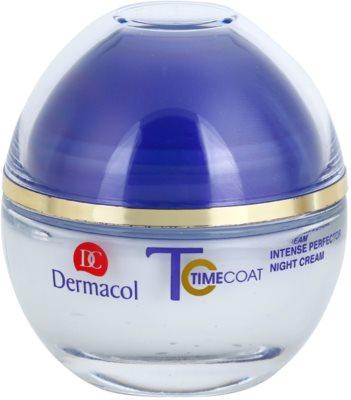 Dermacol Time Coat intensive Nachtcreme für den perfekten Look