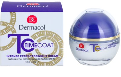 Dermacol Time Coat crema de noapte pentru protectie intensa 1