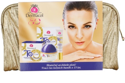Dermacol Time Coat set cosmetice I.