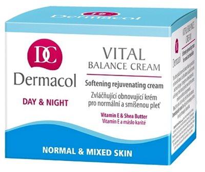 Dermacol Vital creme de dia   para pele normal a mista 1