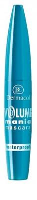 Dermacol Volume Mania máscara de pestañas resistente al agua para dar volumen 3