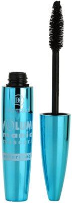 Dermacol Volume Mania Wasserfester Mascara für mehr Volumen