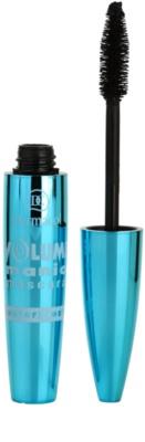 Dermacol Volume Mania Wasserfester Mascara für mehr Volumen 4